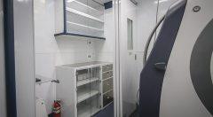 Levine Cancer Institute EMS Vehicle